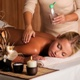 Massage for young beauty woman